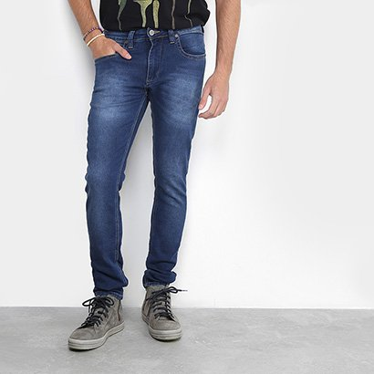 Calça Jeans Reta Redley Stone Masculina