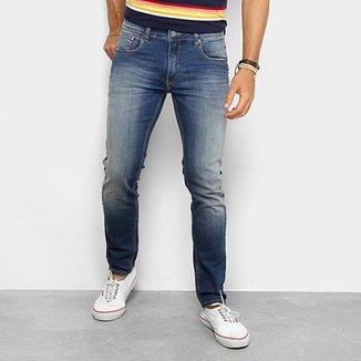 3a8925c9c Calça Redley Jeans Oceano Used Suave 118772