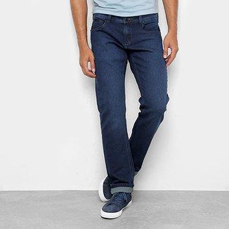 879ca34807 Calça Jeans Confort Slim Wrangler Masculina