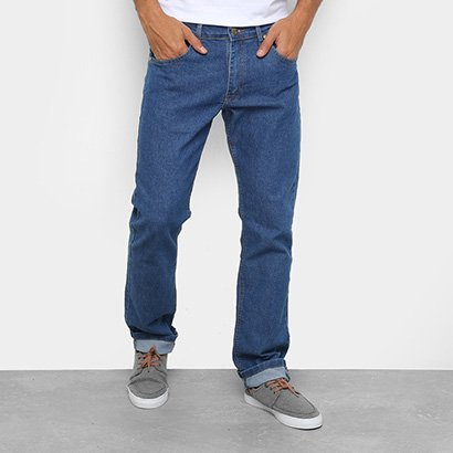 Calça Jeans Reta Wrangler Masculina