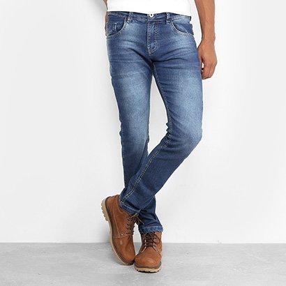 Calça Jeans Skinny Rock & Soda Estonada Masculina