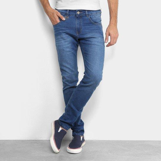 Calça Jeans Skinny Rock   Soda Masculina - Azul - Compre Agora ... ea5606ee310af