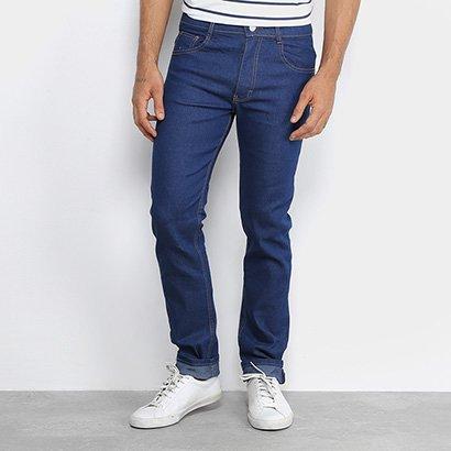 Calça Jeans Skinny Rock Blue Masculina