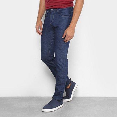 Calça Jeans Skinny RockBlue Básica Tradicional Masculina
