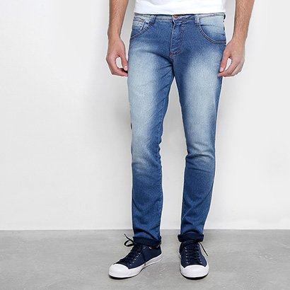 Calça Jeans Skinny Biotipo Estonada Masculina