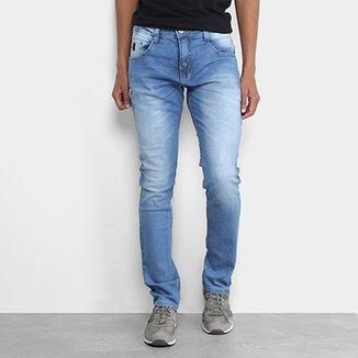 bddd8067a9871 Calça Jeans Slim Biotipo Estonada Lavagem Masculina