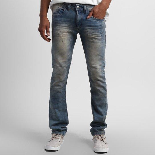 73cfb4c64 Calça Jeans Handbook Lavada | Netshoes