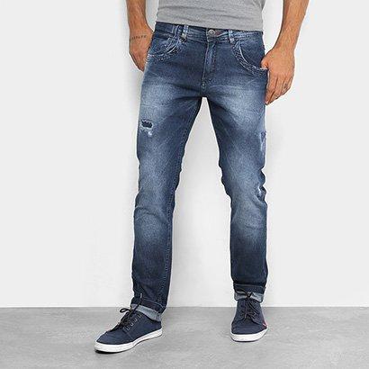 Calça Jeans Skinny Zune Masculina