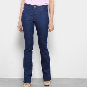 Calça Jeans Flare Colcci Boot Cut Cintura Média Feminina - Jeans ... 2b15d885bec