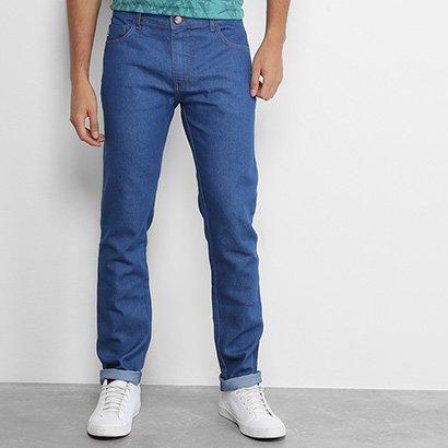 Calça Jeans Skinny Coca-Cola Escura Masculina