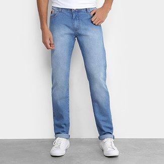 Calça Jeans Skinny Coca-Cola Estonada Masculina 612c2d27d7dec