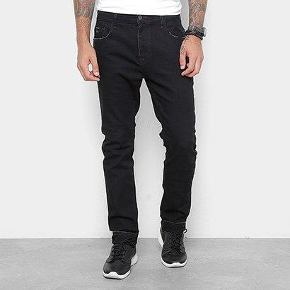 Calça Jeans Acostamento Slim Masculina