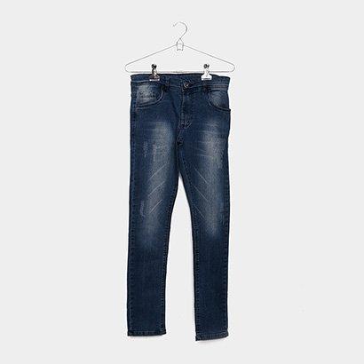 Calça Jeans Infantil Grifle Masculina