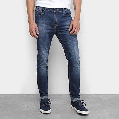 Calça Jeans Skinny Tommy Jeans  Simon Rlyd Masculina