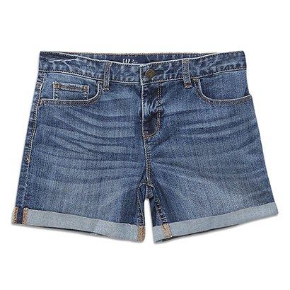 Short Infantil GAP Jeans Feminino