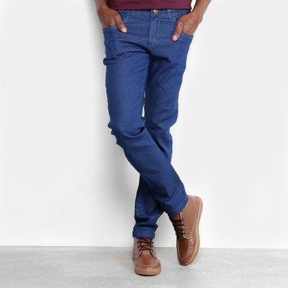 Calça Jeans Slim Zamany Masculina