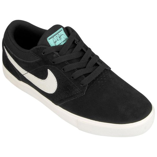 ... uk availability fb413 1562e Tênis Nike Paul Rodriguez 5 LR -  Preto+Verde Água  super cheap 0d86e 4839a Zapatillas para Hombre Nike SB ... 05f78287f817f