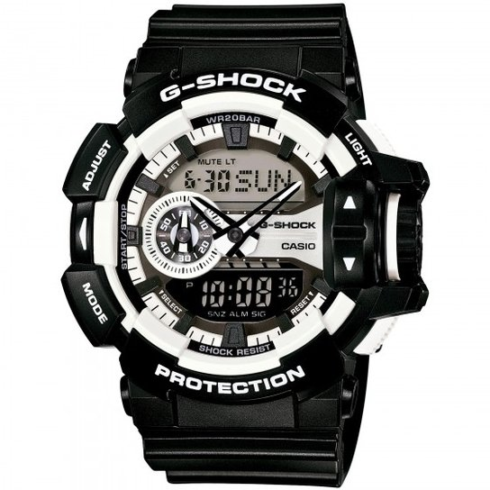 5bb5038506a Relógio Casio GA-400-1ADR - Compre Agora