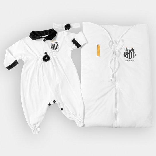Saída de Maternidade Santos - Recém-nascido - Compre Agora  98c3ffde68dec
