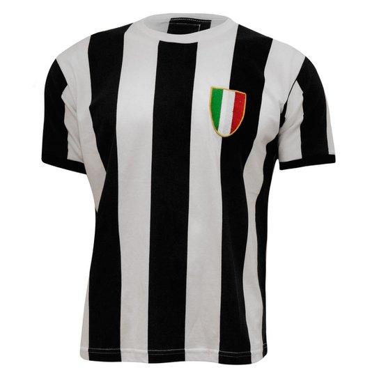 Camiseta Retrô Juventus Liga Retrô - Compre Agora  7280f4eaa8cd3