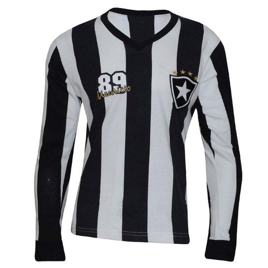 1f41617e93 Camiseta Retrô Botafogo Liga Retrô 1989 - Compre Agora