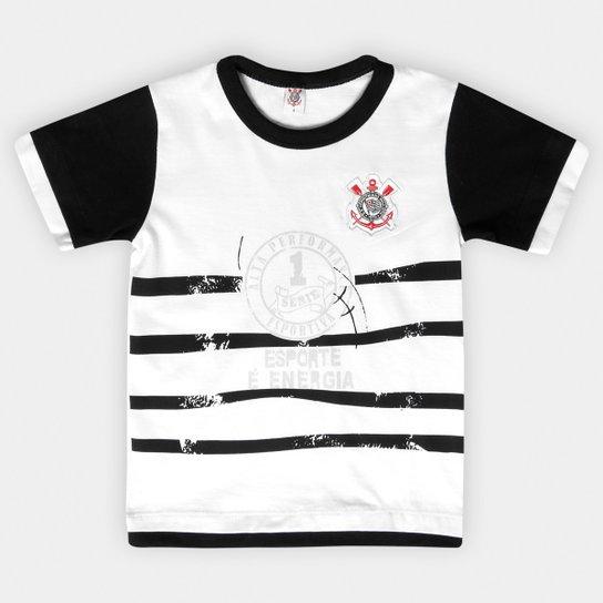 Camiseta Corinthians Infantil Esporte Energia - Compre Agora  23b51babfd4ee