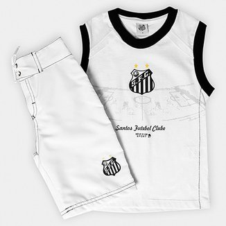 0c0ef3a962 Compre Santos Futebol Clube Infantil Online
