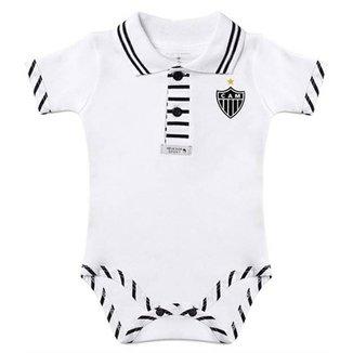 c19f820037 Body Polo Suedine Menino Atlético Mineiro Reve Dor - G