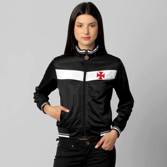 Jaqueta Feminina Vasco Trilobal - Compre Agora  2eef1665b5435