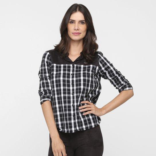 fa656d707 Camisa Coca-Cola Xadrez - Compre Agora | Netshoes