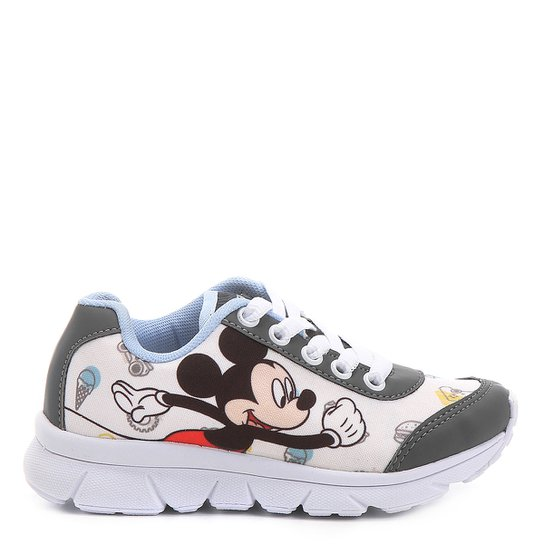 57f800ae16 Tênis Infantil Disney Mickey Masculino - Compre Agora