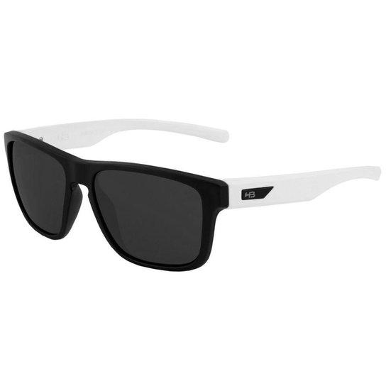 Óculos de Sol HB H-Bomb - Preto e Branco - Compre Agora   Netshoes e1f4f8259c