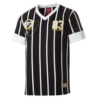 Camisa Retrô Gol Sócrates Ex - Corinthians 1983 Torcedor Masculina 65d4a6ebf4456