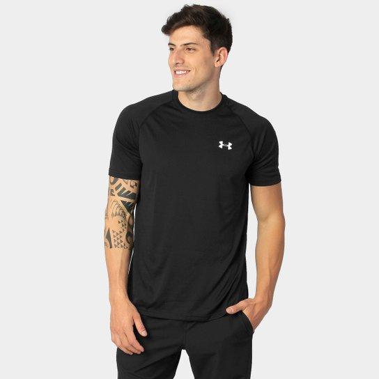09fd65dc9b9 Camiseta Under Armour Tech Masculina - Compre Agora