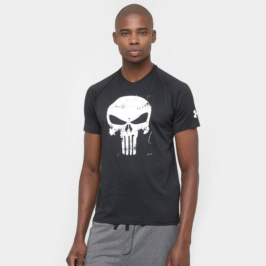 4a981d1940c Camiseta Under Armour Alter Ego Punisher - Compre Agora