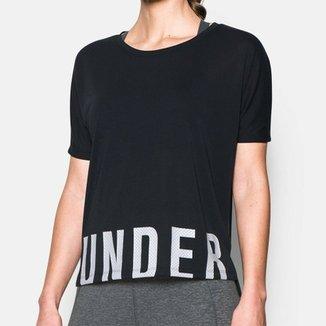 b1fd742e23e Camisetas Femininas Under Armour - Fitness e Musculação