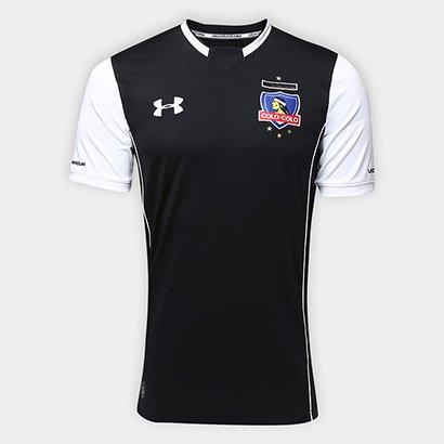 Camisa Colo-Colo Away 2018 s/n° - Torcedor Under Armour Masculina
