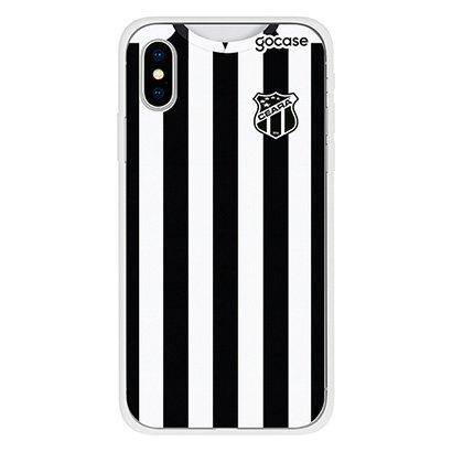 Capa de Celular Ceará Uniforme - Para Iphone X