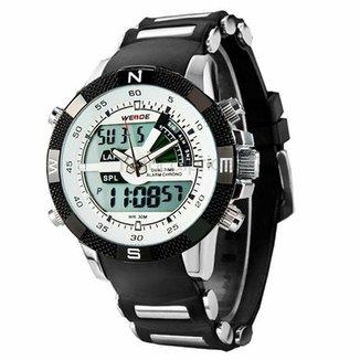 f068496d9fc Relógio Weide Anadigi WH-1104