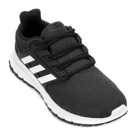 Tênis Adidas Energy Cloud 2 Masculino - Preto e Branco - Compre ... 4ad3ead8d2030