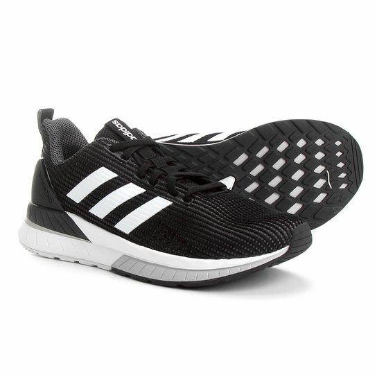 197e7d397f Tênis Adidas Questar TND Masculino - Preto e Branco - Compre Agora ...