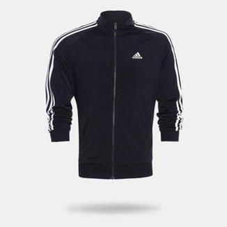 7f2298db0d Jaqueta Adidas Ess 3S Ttop Tri Masculina