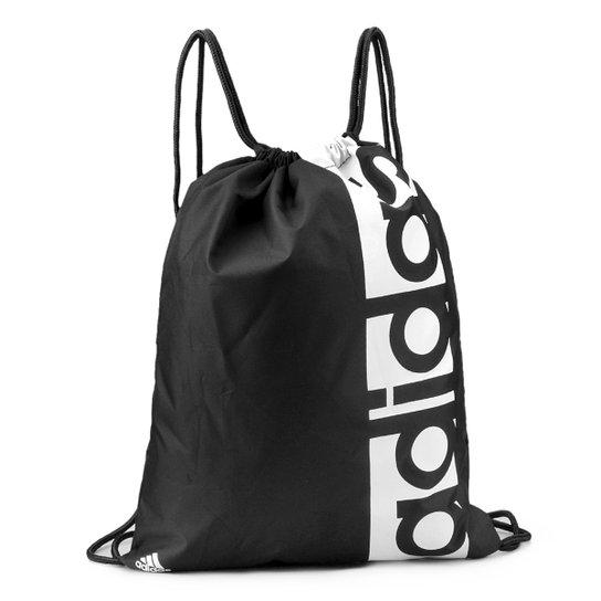 Bolsa Adidas Gym Bag Linear Performance - Compre Agora  d87b55ab3fb