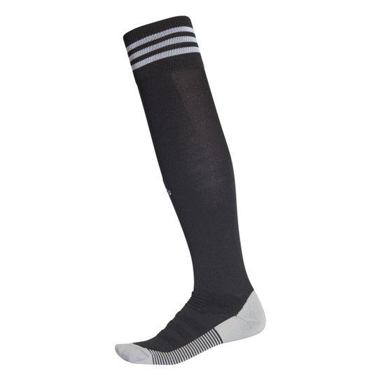 1b3f8ed9e1 Meião Adidas Aditop 18 - Preto e Branco - Compre Agora