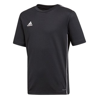 Camiseta Infantil Adidas Core 18 ee80a42ed9ff3