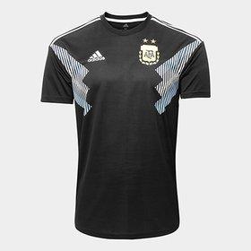 Camisa Seleção Argentina Away 18 19 s n° - Torcedor Adidas Masculina 8ca79a23f7ca1