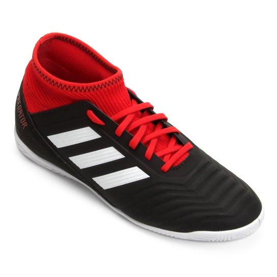Chuteira Futsal Infantil Adidas Predator 18 3 IN - Compre Agora ... e1b834e26832a