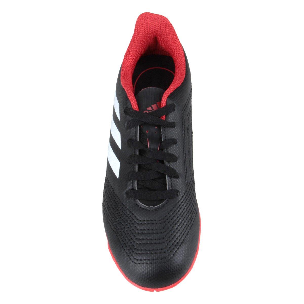 2bd5906a08be0 Chuteira Futsal Infantil Adidas Predator 18 4 IN