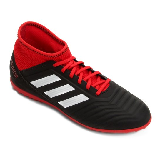 Chuteira Society Infantil Adidas Predator 18 3 TF - Compre Agora ... 8ac6dd9c9c2d8