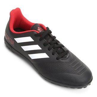 Chuteira Society Infantil Adidas Predator 18 4 TF 79a1c72ae1b